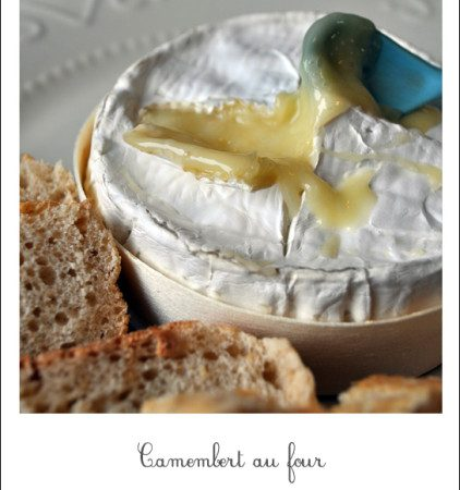 Camembert diabolique au four, ou comment saborder (déjà) toutes ses bonnes résolutions